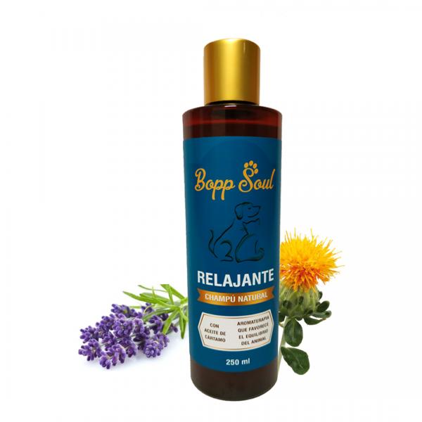 Shampoo antialérgico - Champú Natural para perros Alérgicos - Shampoo para alergias en perros - Champú Antialérgico para Perros - SeborreA